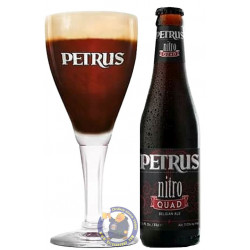 Buy-Achat-Purchase - Petrus Nitro Quad 11,5° - 1/3L - Special beers -