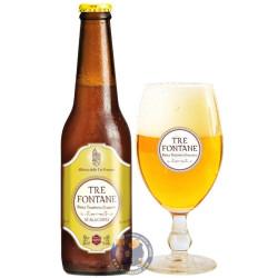 Tre Fontane Scala Coeli 6,7 - 1/3L - Trappist beers -