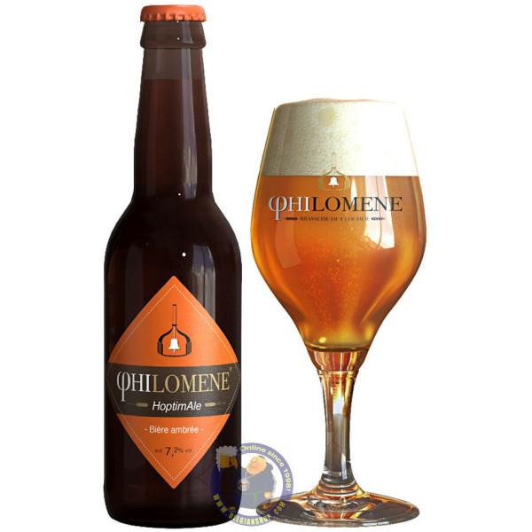 Philomène HoptimAle 7.2° - 1/3L - Special beers -