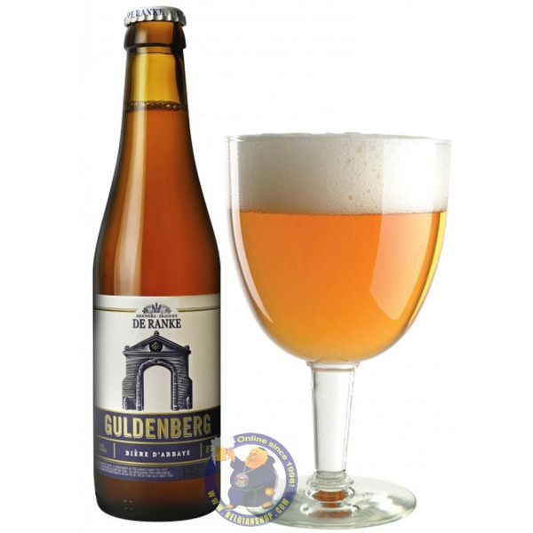 Buy-Achat-Purchase - Guldenberg 8.5° - 33cl - Special beers -
