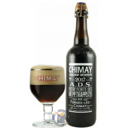Buy-Achat-Purchase - Chimay Grande Réserve 2017 A.D.S. Limited Edition - Trappist beers -