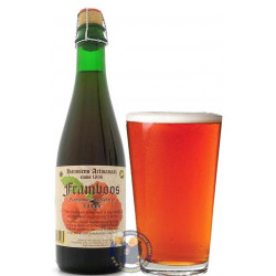 Buy-Achat-Purchase - Hanssens Framboos Lambic 6° - 37,5cl - Geuze Lambic Fruits -