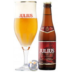 Buy-Achat-Purchase - Hoegaarden Julius Blond 8.5° - 1/3L - Special beers -