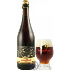 Buy-Achat-Purchase - Gulden Draak Calvados Barrel Aged 3/4L - Special beers -