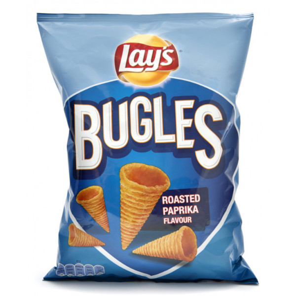 Lay's BUGLES Paprika 125g - Chips - Lays