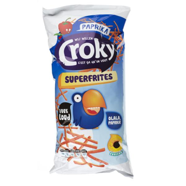 Croky Superfrites paprika 150g - Chips - Croky