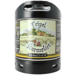 Karmeliet Tripel Keg 6L for Perfectdraft - Abbey beers -