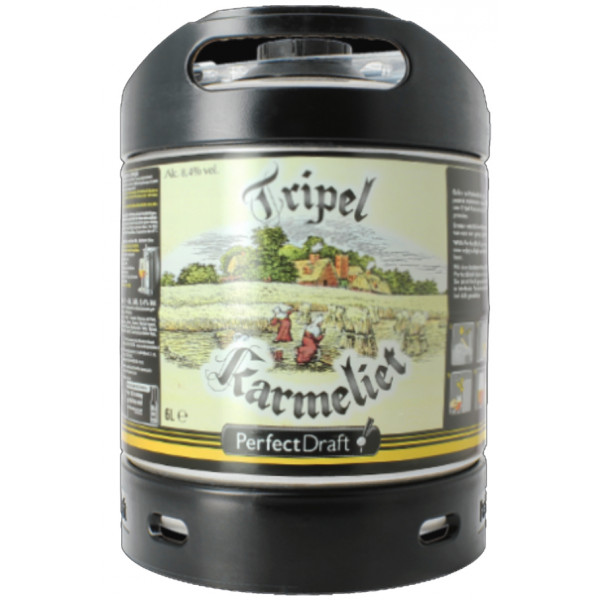 Buy-Achat-Purchase - Karmeliet Tripel Keg 6L for Perfectdraft - Abbey beers -