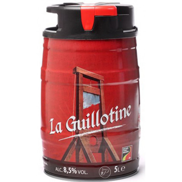 Buy-Achat-Purchase - La Guillotine 5L IPS Keg - Special beers -