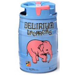Buy-Achat-Purchase - Delirium Tremens 5L IPS Keg - Special beers -