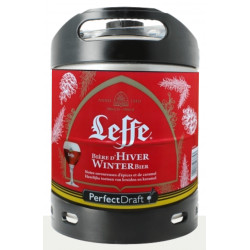 Buy-Achat-Purchase - Leffe Winter Keg 6L for Perfectdraft - Christmas Beers -