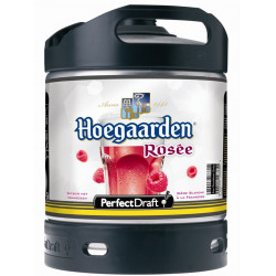 Hoegaarden Rosée Keg 6L for PerfectDraft - White beers -