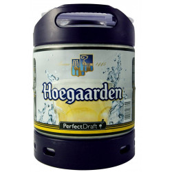 Hoegaarden Keg 6L for PerfectDraft - Beers Kegs - AB-Inbev