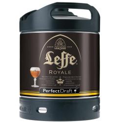 Leffe Royale Keg 6L for PerfectDraft - Beers Kegs - Leffe