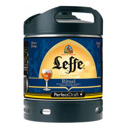 Buy-Achat-Purchase - Leffe 9° Keg 6L for PerfectDraft - Beers Kegs - Leffe