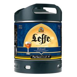 Leffe 9° Keg 6L for PerfectDraft - Beers Kegs - Leffe