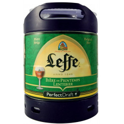 Buy-Achat-Purchase - Leffe Spring Printemps Keg 6L for PerfecDraft - Beers Kegs - Leffe