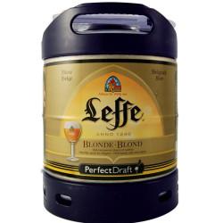 Leffe Blond Keg 6L for PerfectDraft - Beers Kegs - Leffe