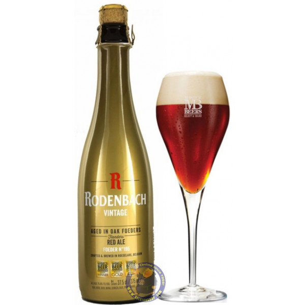 Buy-Achat-Purchase - Rodenbach Vintage 2015 7° -37,5cl - Vintage -