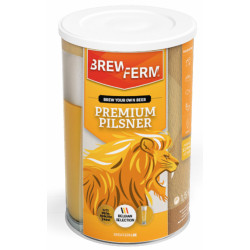 Beer kit Brewferm Gold for 12L - Brewing Kits -