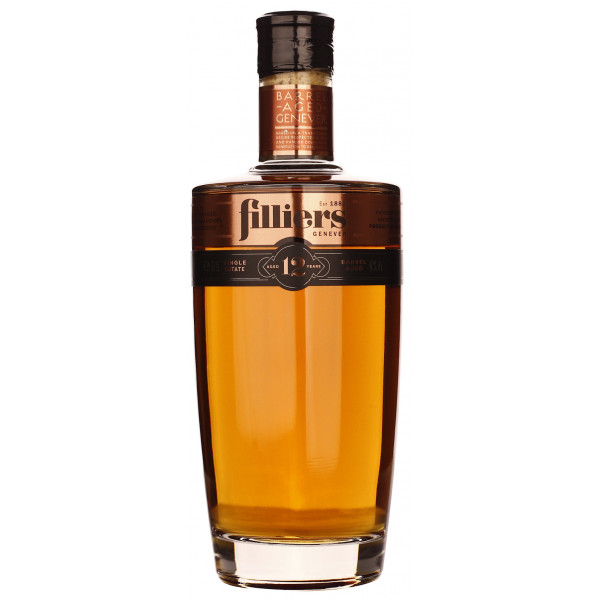Buy-Achat-Purchase - Filliers Barrel Aged Genever 12 years old 42% alc./vol. - 70 CL - Spirits - Filliers Distillery