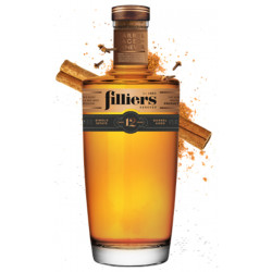 Filliers Barrel Aged Genever 12 years old 42% alc./vol. - 70 CL - Spirits - Filliers Distillery