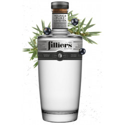 Buy-Achat-Purchase - Filliers Barrel Aged Genever 0 years old 35 % vol. alc. - 70 cl - Spirits - Filliers Distillery