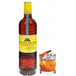 Buy-Achat-Purchase - MANDARINE NAPOLEON liquor 38.0% vol 70cl - Spirits -