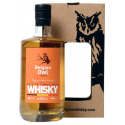 Buy-Achat-Purchase - BELGIAN OWL Single Malt PASSION 40 MONTHS - 46° - 50 CL - Belgian Whiskeys -