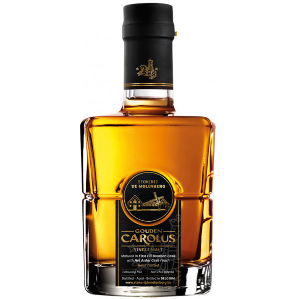 Gouden Carolus Single Malt 46° - 70cl - Belgian Whiskeys -