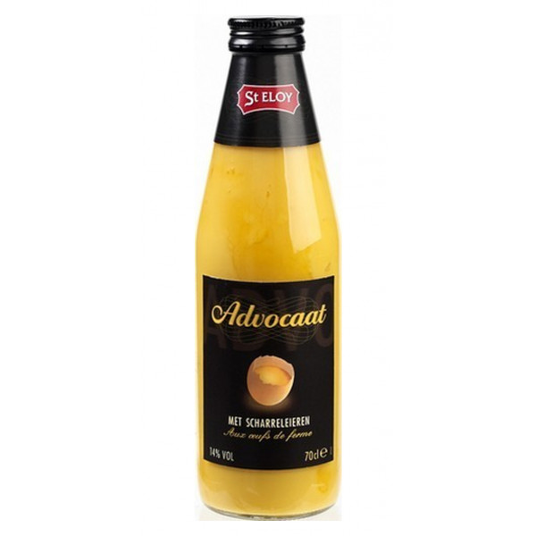 Buy-Achat-Purchase - St Eloy Advocaat liqueur 14% 70cl - Spirits -
