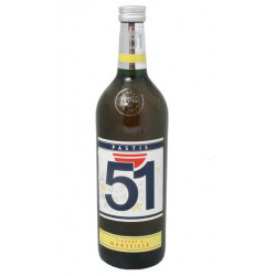 Buy-Achat-Purchase - Pastis 51 - 45° - 70cl - Spirits -
