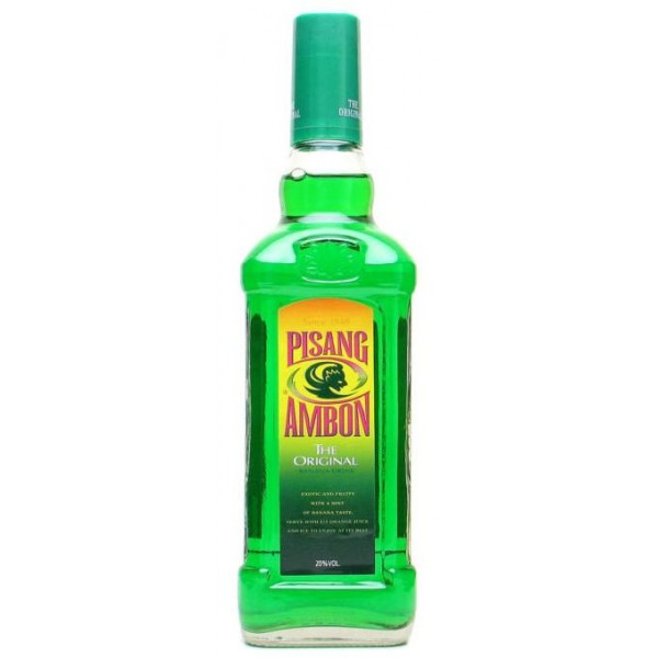 Buy-Achat-Purchase - Pisang Ambon 21° - 700ml - Spirits -