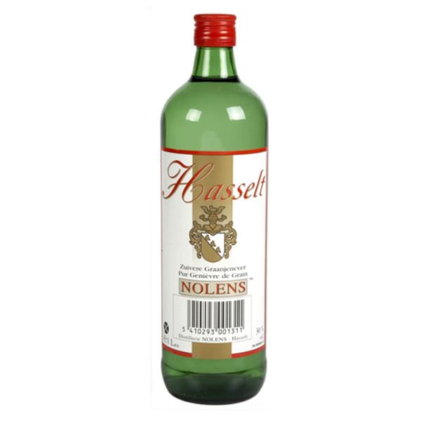 Buy-Achat-Purchase - Nolens Hasselt genièvre Liège 30 % vol 1 L - Spirits -