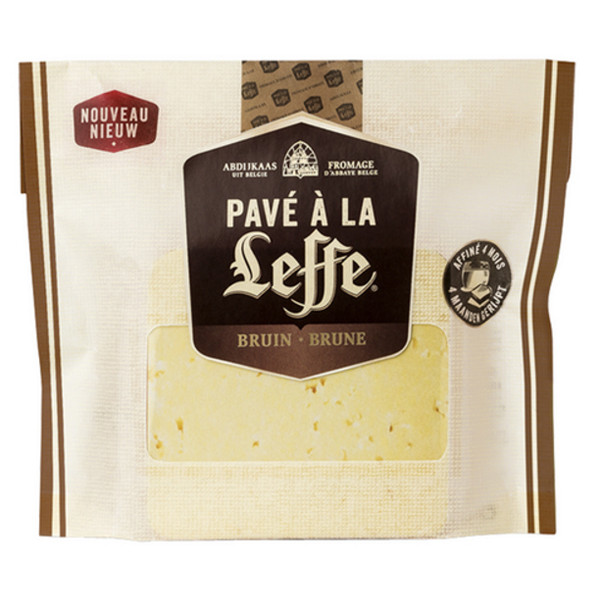 Buy-Achat-Purchase - Pave Brown Leffe Cheese 200 Gr - Belgian Cheeses - AB-Inbev