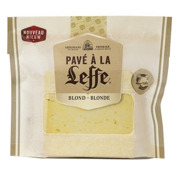 Buy-Achat-Purchase - Pave Blond Leffe Cheese 200 Gr - Belgian Cheeses - AB-Inbev