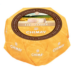 "Chimay Authentic Trappist Cheese \""ETE\\"" 300g - Belgian Cheeses -"