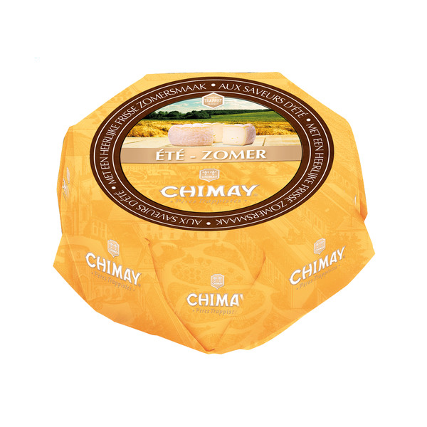 """Chimay Authentic Trappist Cheese \\""""ETE\\"""" 300g - Belgian Cheeses -"""