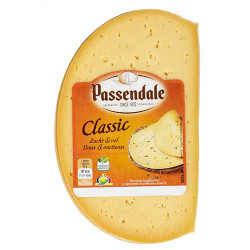 Buy-Achat-Purchase - PASSENDALE Classic Cheese - slices +/- 350g - Belgian Cheeses -