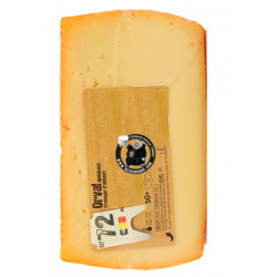 ORVAL Cheese Slices +/-250g - Belgian Cheeses -