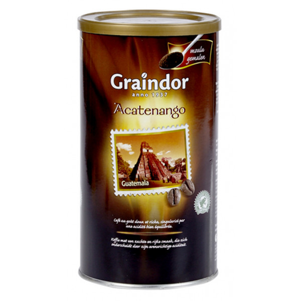 Graindor ACATENANGO moulu 500g - Coffee - Graindor