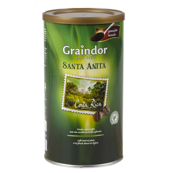 Buy-Achat-Purchase - Graindor SANTA ANITA moulu 500g - Coffee - Graindor