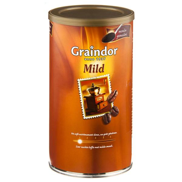 Buy-Achat-Purchase - Graindor MILD moulu 500g - Coffee - Graindor
