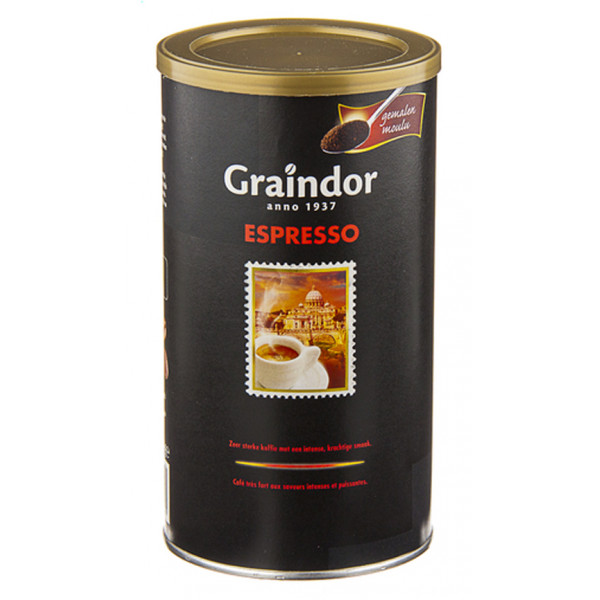 Graindor ESPRESSO moulu 500g - Coffee - Graindor