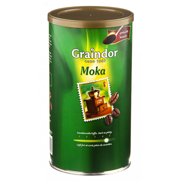 Buy-Achat-Purchase - Graindor MOKA moulu 500g - Coffee - Graindor