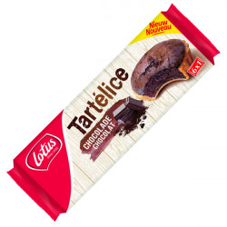 Lotus 6 Tartelice chocolate 333 gr - Biscuits - Lotus