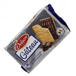 Buy-Achat-Purchase - DELACRE Gâteau au chocolat 200 g - Biscuits - Delacre