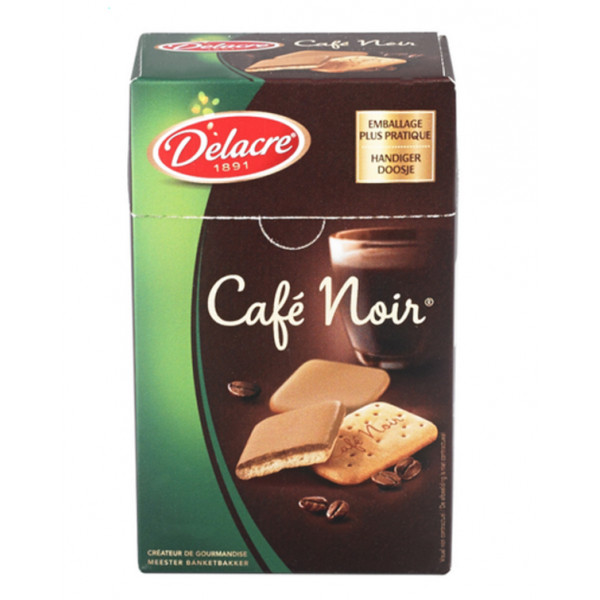 Buy-Achat-Purchase - DELACRE Café noir 200 g - Biscuits - Delacre