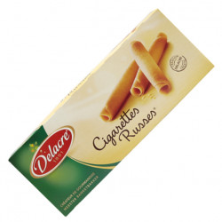 Buy-Achat-Purchase - DELACRE Cigarettes Russes 200g - Biscuits - Delacre