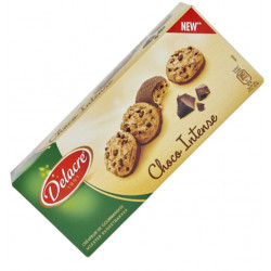 Buy-Achat-Purchase - DELACRE Choco intense 115g - Biscuits - Delacre